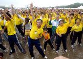 泰国前总理他信·西那瓦(图)