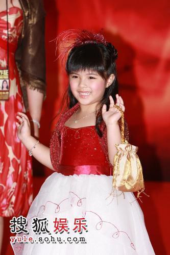 《门徒》女童星谢芷彤
