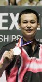 组图:印度尼西亚著名体育运动员 陶菲克领衔