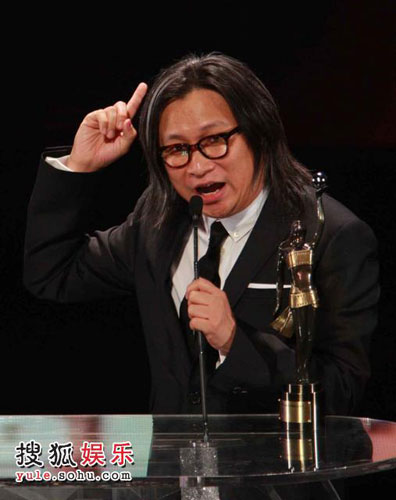 陈可辛凭借《投名状》获得最佳导演奖