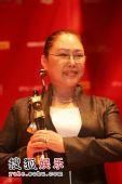 组图:第27届香港电影金像奖-斯琴高娃获奖