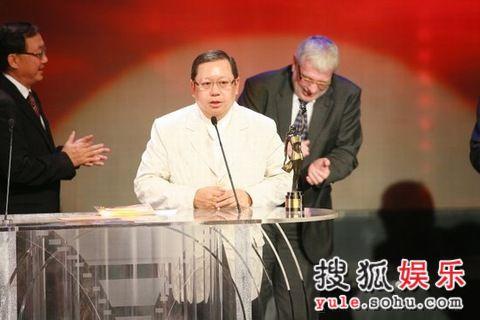 林建岳发表获奖感言 感谢900余位工作人员
