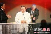 组图:最佳影片得主《投名状》 林建岳登台领奖