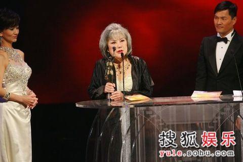 邵音音凭《野.良犬》获最佳女配角