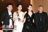 图:27届香港金像奖后台-众星合影