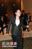 图:27届香港金像奖后台-斯琴高娃