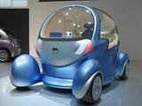 日产 Pivo2,2008北京车展新能源