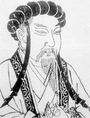 故宫南薰殿旧藏历代名臣像中的诸葛亮,潇洒、稳重,被公认为最能代表诸葛亮的形象