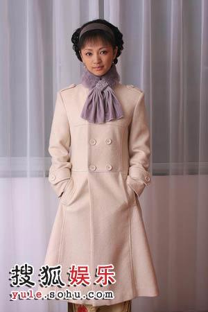 旗袍展现中式风韵