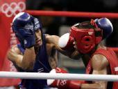 雅典奥运拳击冠军马努斯