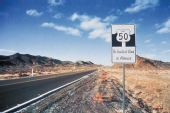 50号公路 全美最孤独的公路
