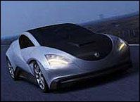 首款氢动力概念跑车