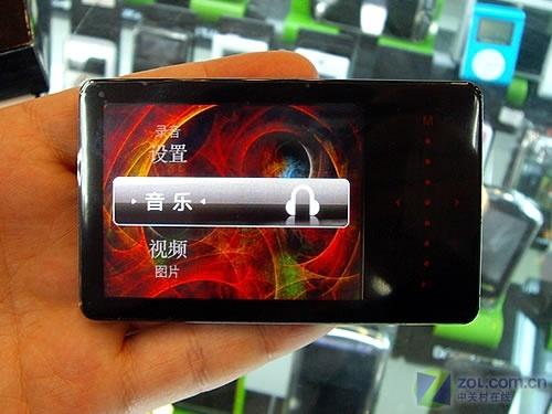 支持RM 2.8英寸 2GB台电M30到货499元