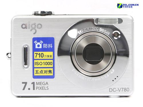降价还送礼 爱国者相机V780仅售1299元