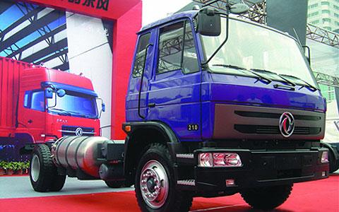 天然气卡车
