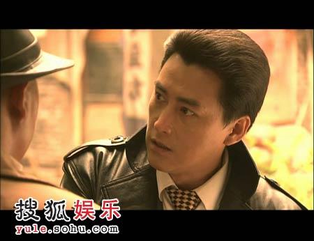 刘小锋饰演的秦骜