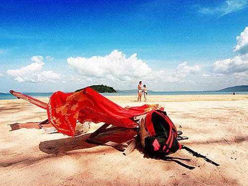 西哈努克港:春天的狂想曲[组图]