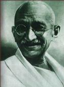 印度历史人物介绍:圣雄甘地(图)