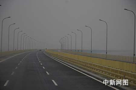 杭州湾大桥 围城 账 总投资118亿的背后