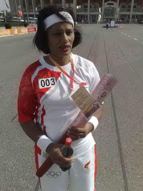 巴基斯坦第一次参加奥运女运动员亚特兰大