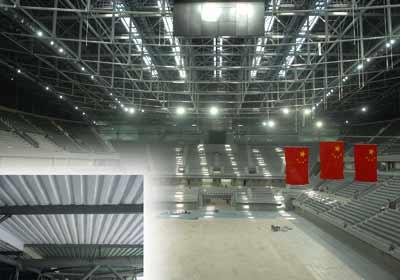 北京新时基业承接奥运赛场场馆工程
