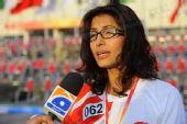 组图:采访巴基斯坦模特瓦娜莎