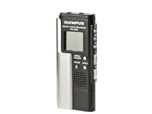 奥林巴斯录音笔WS-200S促销直降100元