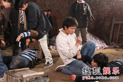 图:电视剧《迅雷急先锋》精彩图片-25陈文淇演的古装剧