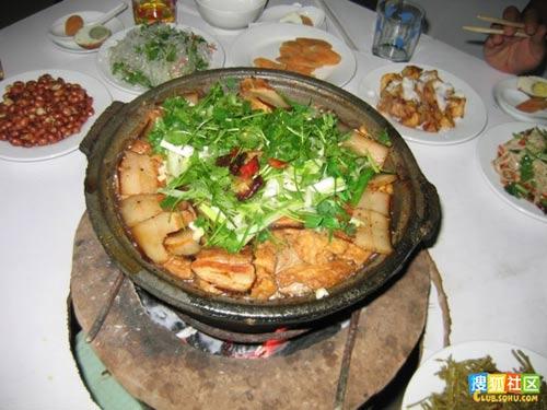 柳沟火盆锅豆腐宴