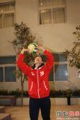 《奥运在我家》迎来前女排李国君崔咏梅―07