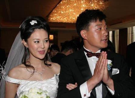 佟大为关悦在婚礼现场