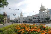 图文:吉隆坡传递线路解读 吉隆坡老火车站外景