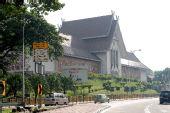 图文:吉隆坡传递线路解读 马来西亚国家博物馆