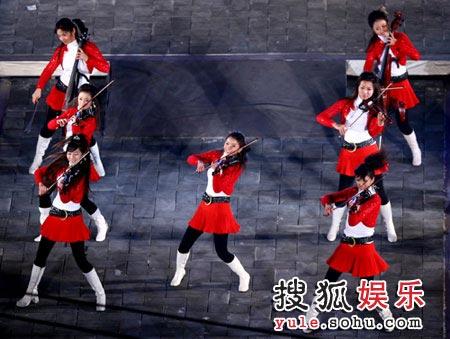 北京奥运宣传大型演出