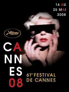 2008年戛纳电影节海报