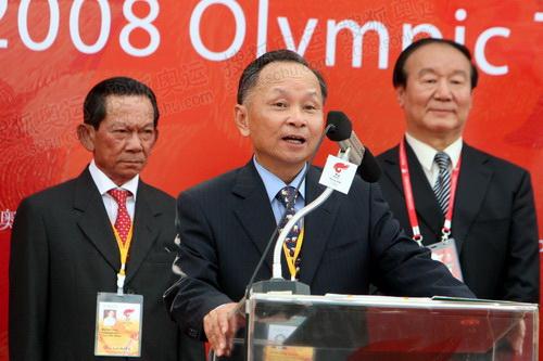 中国驻泰国大使张九桓致辞