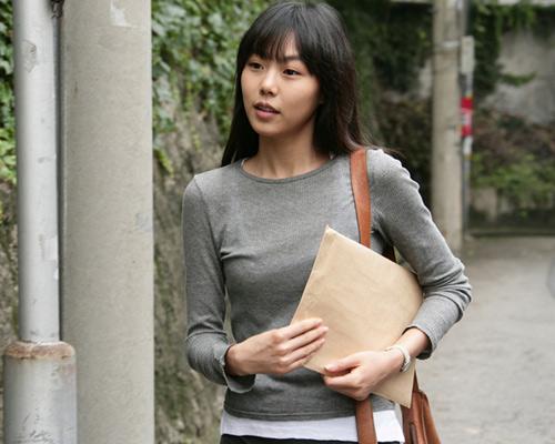 电影类最佳女主角— 金敏喜《喜欢火热的》