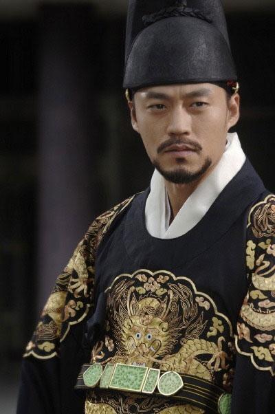 电视剧类最佳男主角— 李瑞镇《李祘》