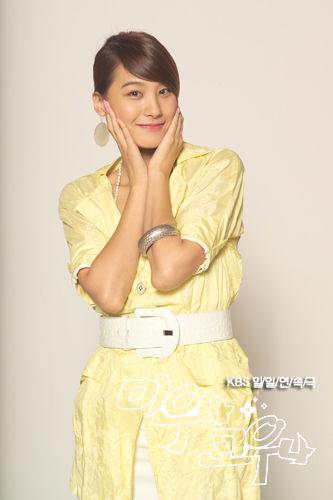 电视剧类最佳女新人— 刘仁英《爱也好恨也好》