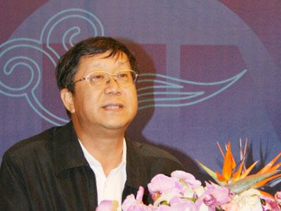 中国光大集团董事长 唐双宁