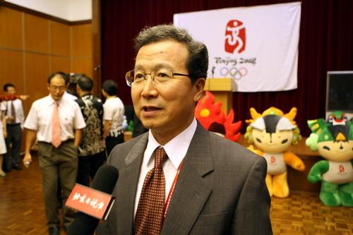中国驻马来西亚大使程永华