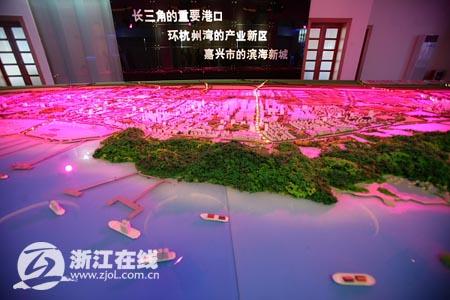 滨海新区将成为嘉兴经济发展新的增长极