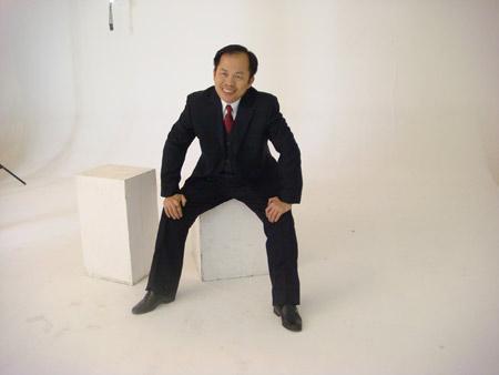 马来西亚大使馆旅游处处长郑启贤先生