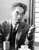 日本新感觉派著名小说家川端康成