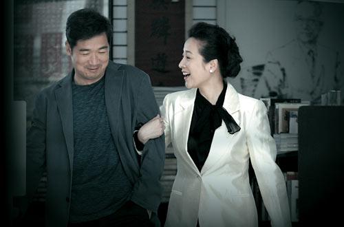 张国立陈小艺演绎了一段渴望爱情的苦情戏