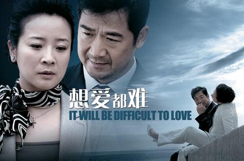 张国立陈小艺谱写《想爱都难》