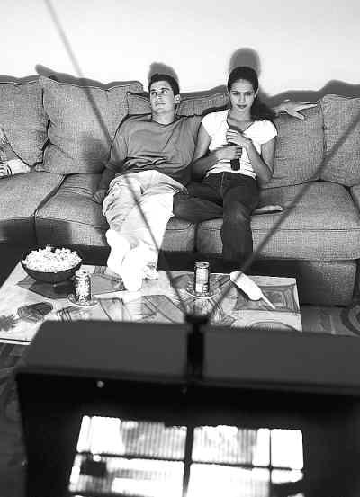 看电视耽误了性生活?