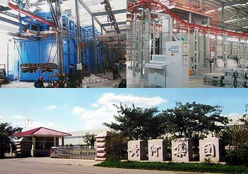 青岛黄河铸造机械集团有限公司介绍