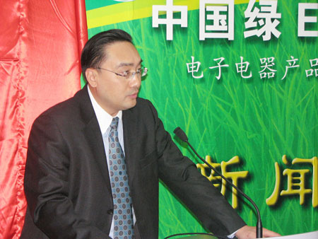 中国惠普有限公司品牌市场部总监沈激