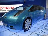丰田HyBrid-X,2008北京车展新能源